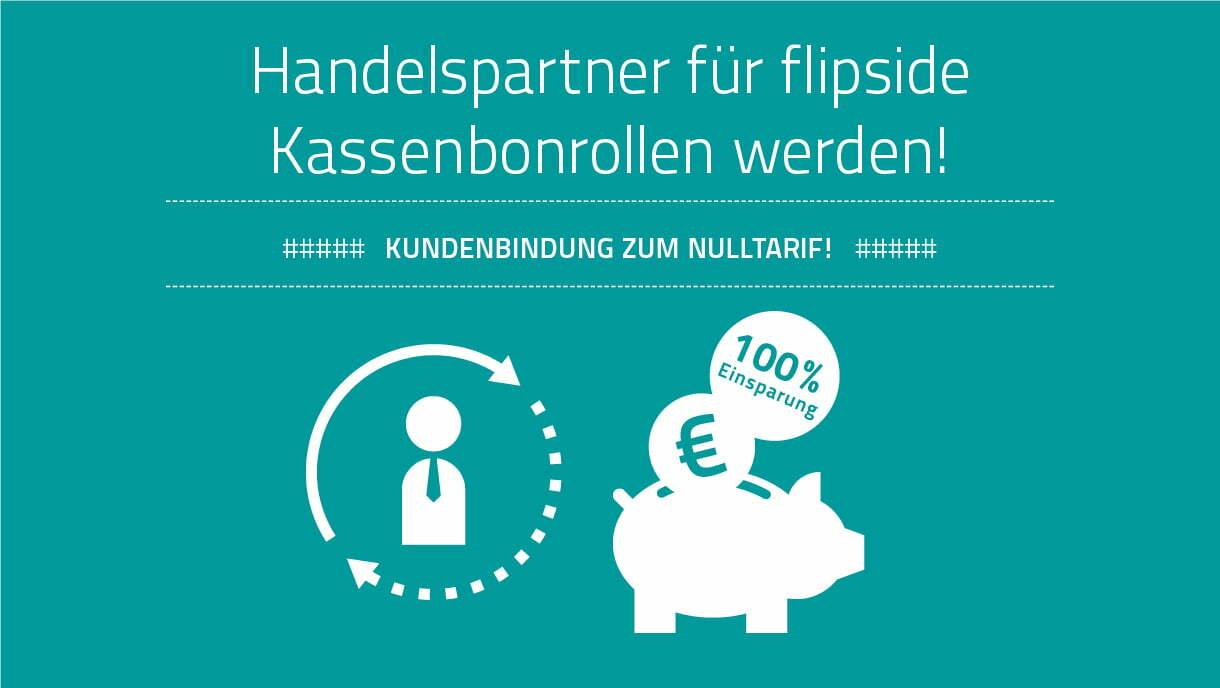 Sparen Sie Geld als Handelspartner für Flipside